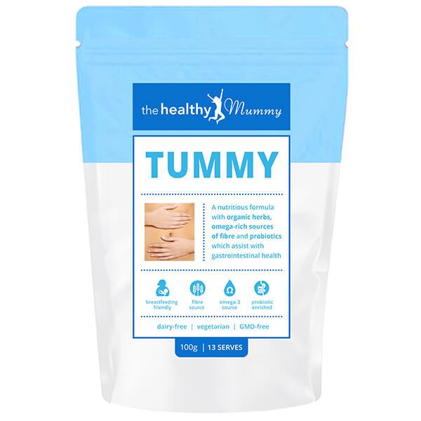 TUMMY - reduce tummy fat and bloating