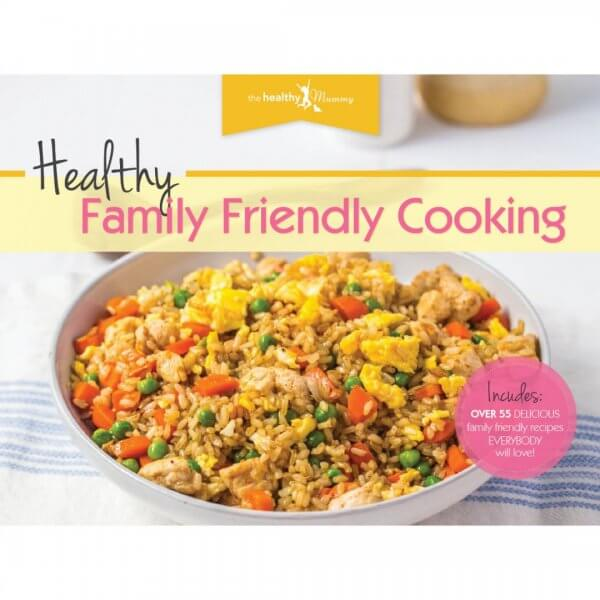 Healthy Family Friendly Cooking