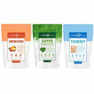 Immune, Greens and Tummy