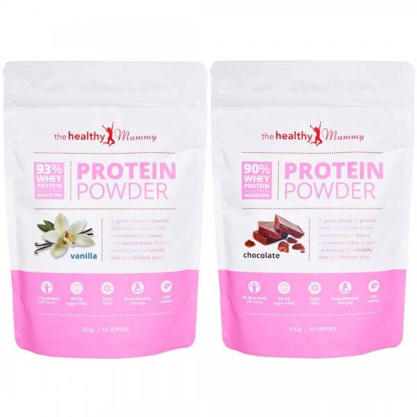 Protein Powder - Vanilla and Chocolate
