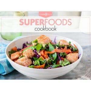 Superfods cookbook ebook