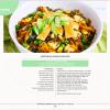 Simply Vegetarian - Dinner recipe
