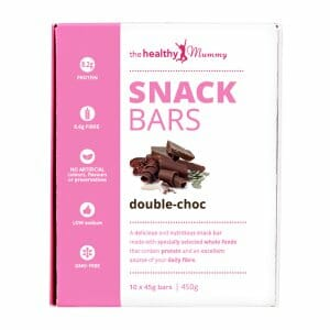 Double-Choc Snack Bar