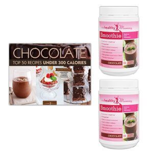 x2 smoothies and chocolate ebook
