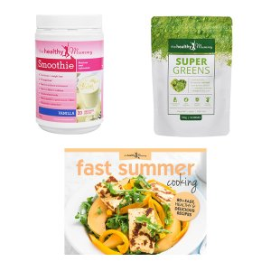 Smoothie, Greens and Fast Summer eBook