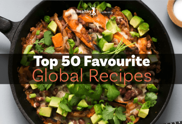 Top 50 Global Recipes