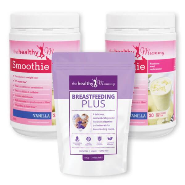 Breastfeeding Smoothie Pack