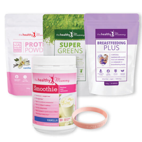 Breastfeeding Supplements Pack