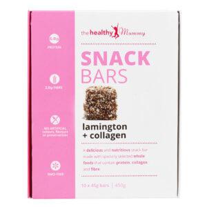 Lamington snack bars