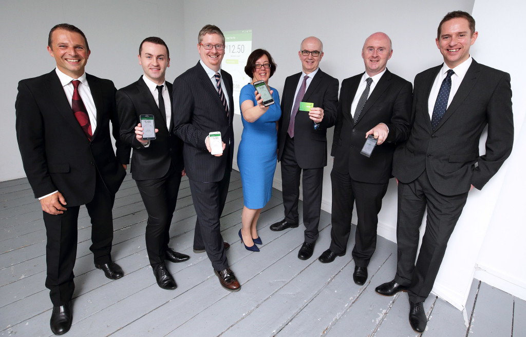 Snapper, NTA and Vix team members celebrate the launch of the app