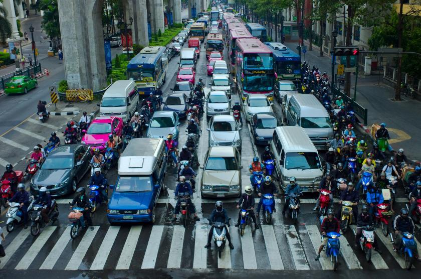 Multi-modal public transport networks