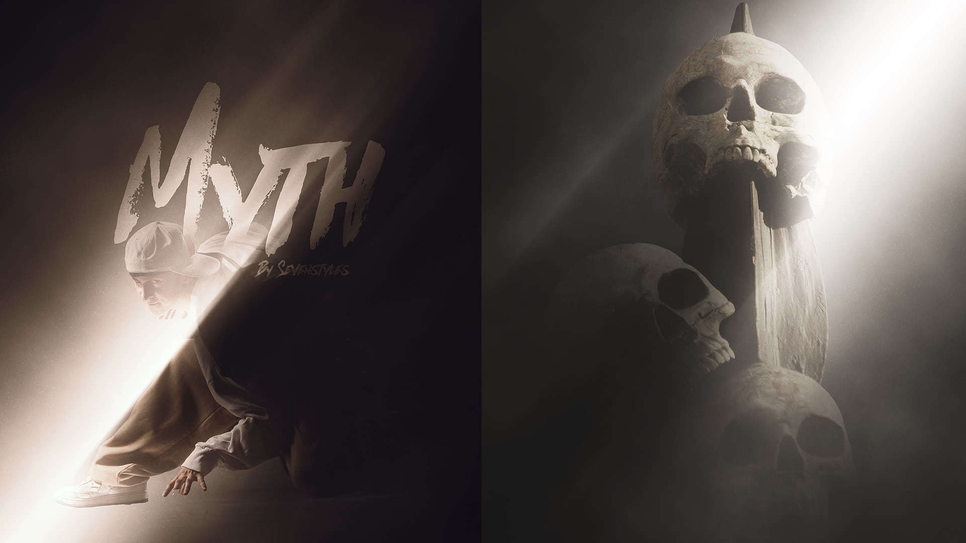 Myth Photoshop Action - 1