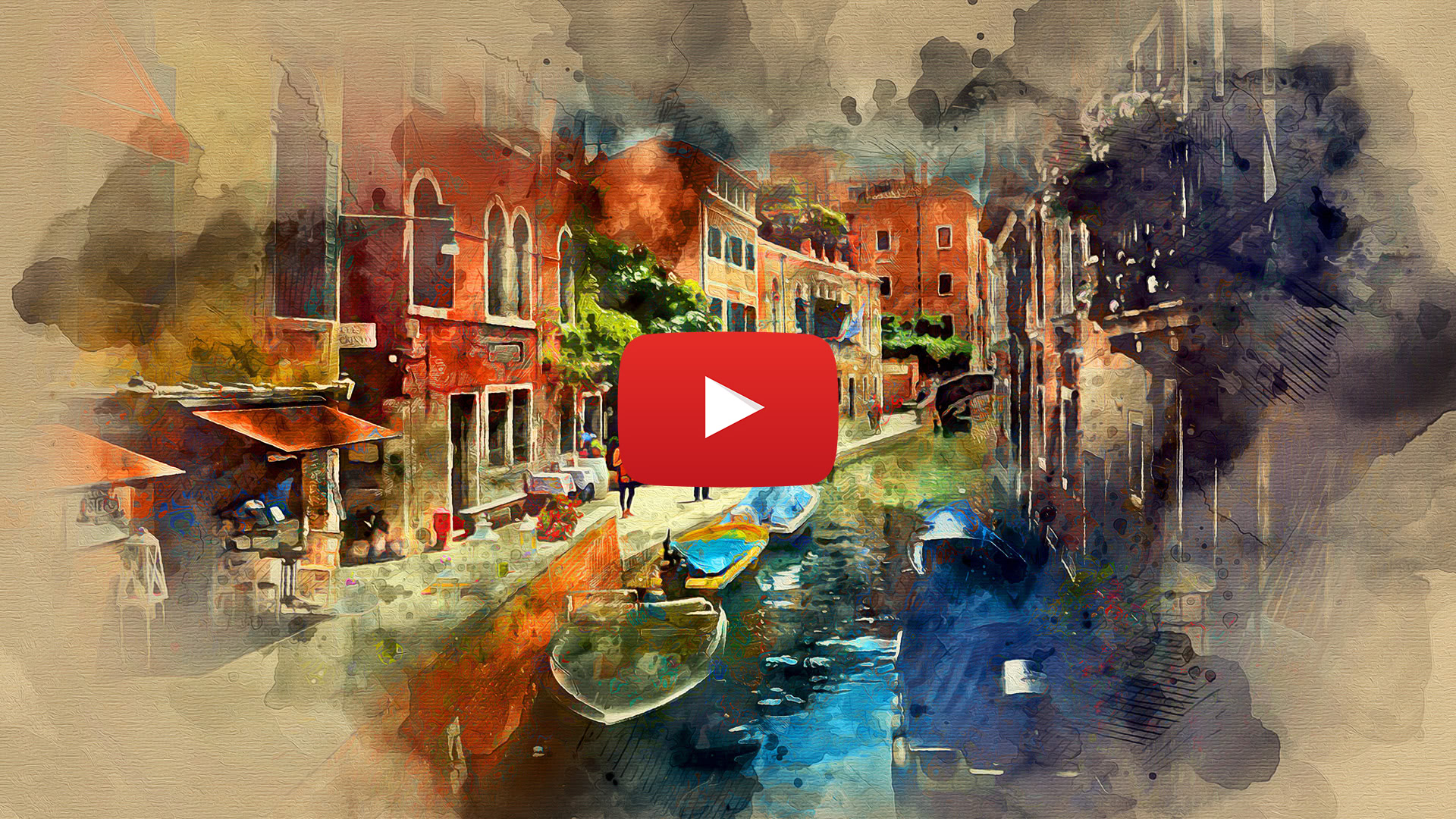 Watercolor Photoshop Action - 7