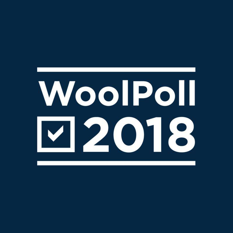 AWI recommends: vote 2% this WoolPoll