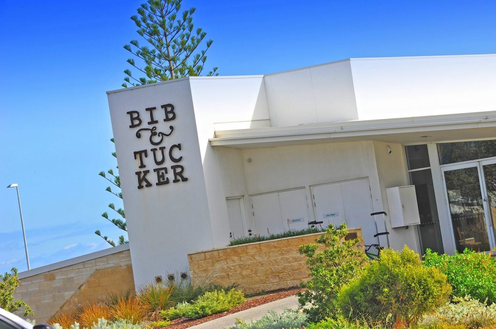 Bib & Tucker exterior North Fremantle