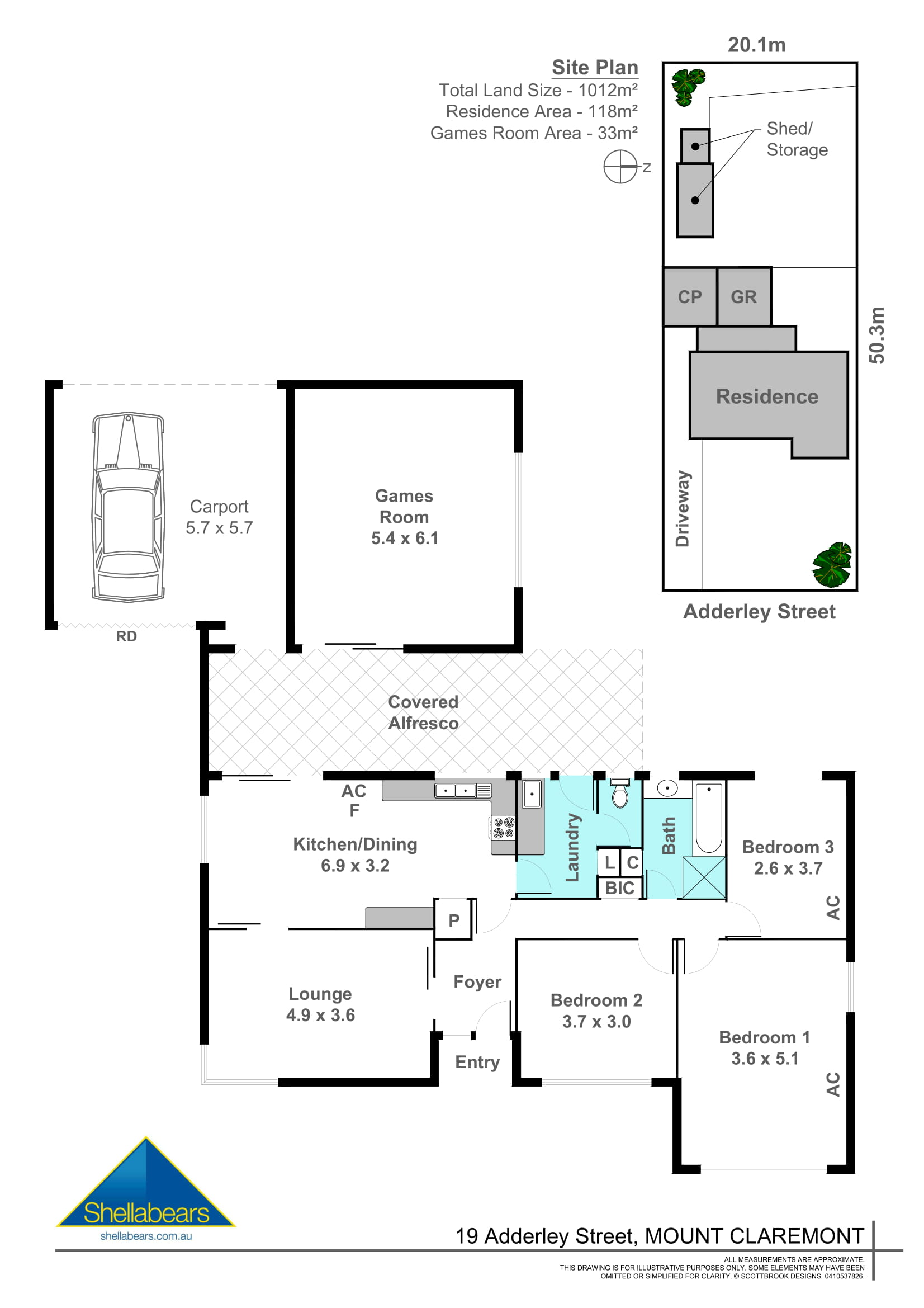 Property floorplan image