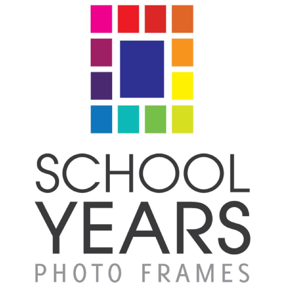 SCHOOL YEARS PHOTO FRAMES