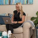 PLUSH AT HOME WITH KELLY NOBLE
