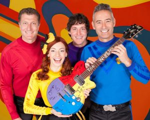 THE WIGGLES EXHIBITION RETURNS TO THE POWERHOUSE MUSEUM