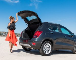 SHE SHOPPED TAKE THE 2017 HOLDEN TRAX FOR A TEST DRIVE