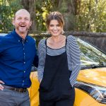 BEN AND LUCY TAKE THE ALL NEW TOYOTA C-HR FOR A TEST DRIVE