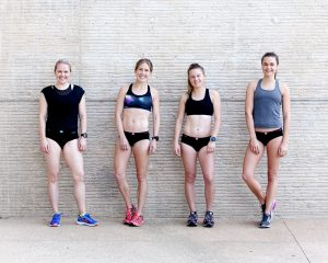RUNDIES ARE THE UNDIES FOR WOMEN WHO RUN