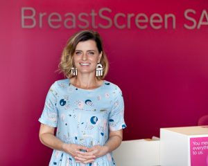 AN APPOINTMENT WITH BREASTSCREEN SA COULD SAVE YOUR LIFE.