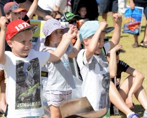 GRAB THE KIDS AND RACE TO THE ADELAIDE 500