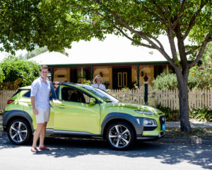 GET TO KNOW A HYUNDAI KONA WITH SHE SHOPPED