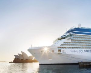 SET SAIL WITH CELEBRITY SOLSTICE