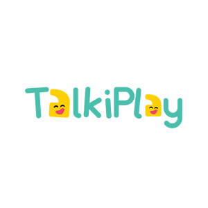 TalkiPlay logo