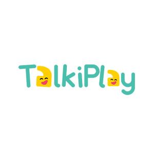 TalkiPlay logo