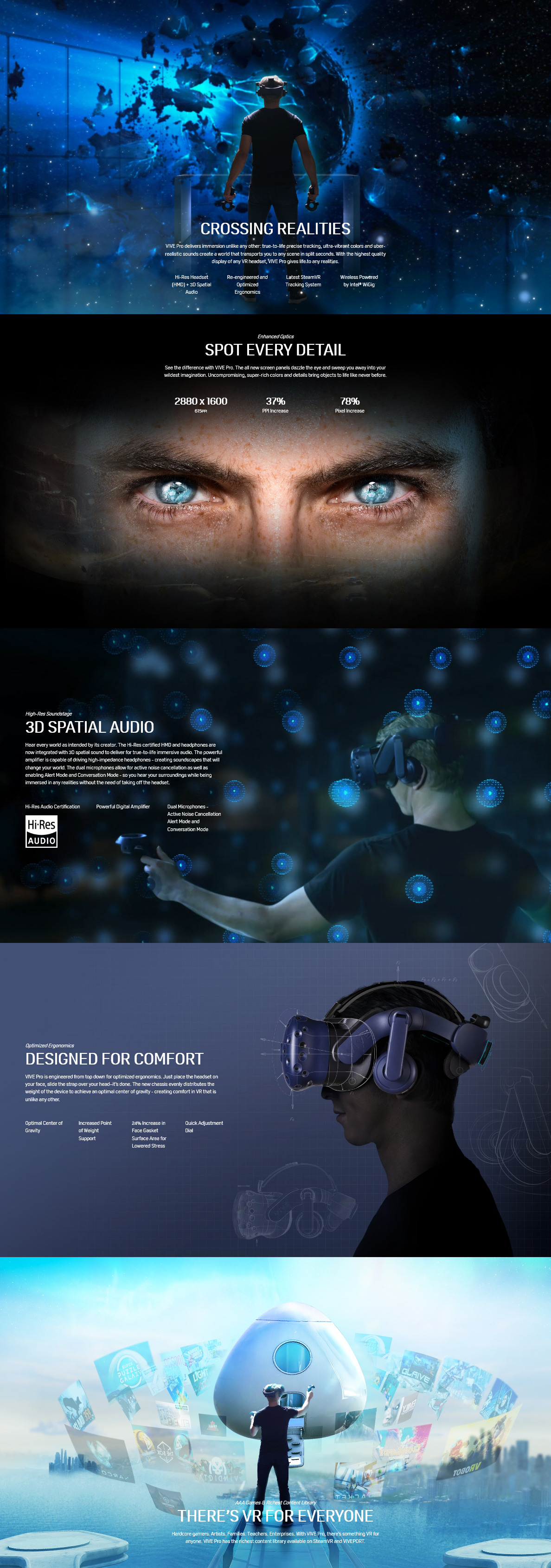 """Pro Only Launch Lipstick Swatches Photos: HTC VIVE Pro (HMD Only) 3.5"""" Dual AMOLED 90Hz VR H"""