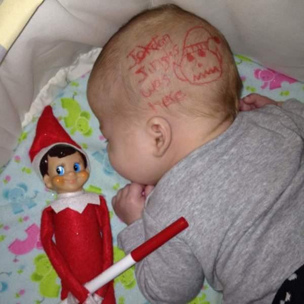 Graffiti Elf