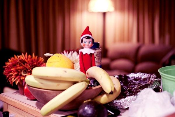 Big Banana Elf