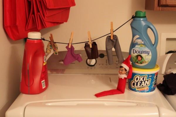 Washing Elf