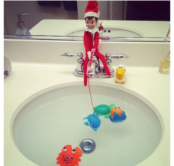 Fisherman Elf