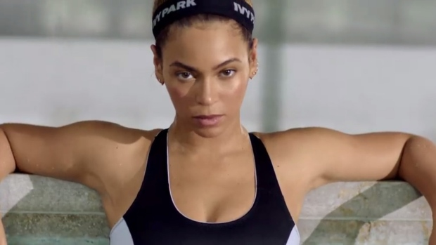 Beyonce has just smashed herself out of the ball park…