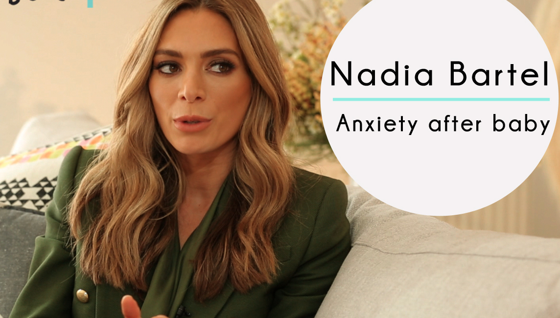 anxiety after baby