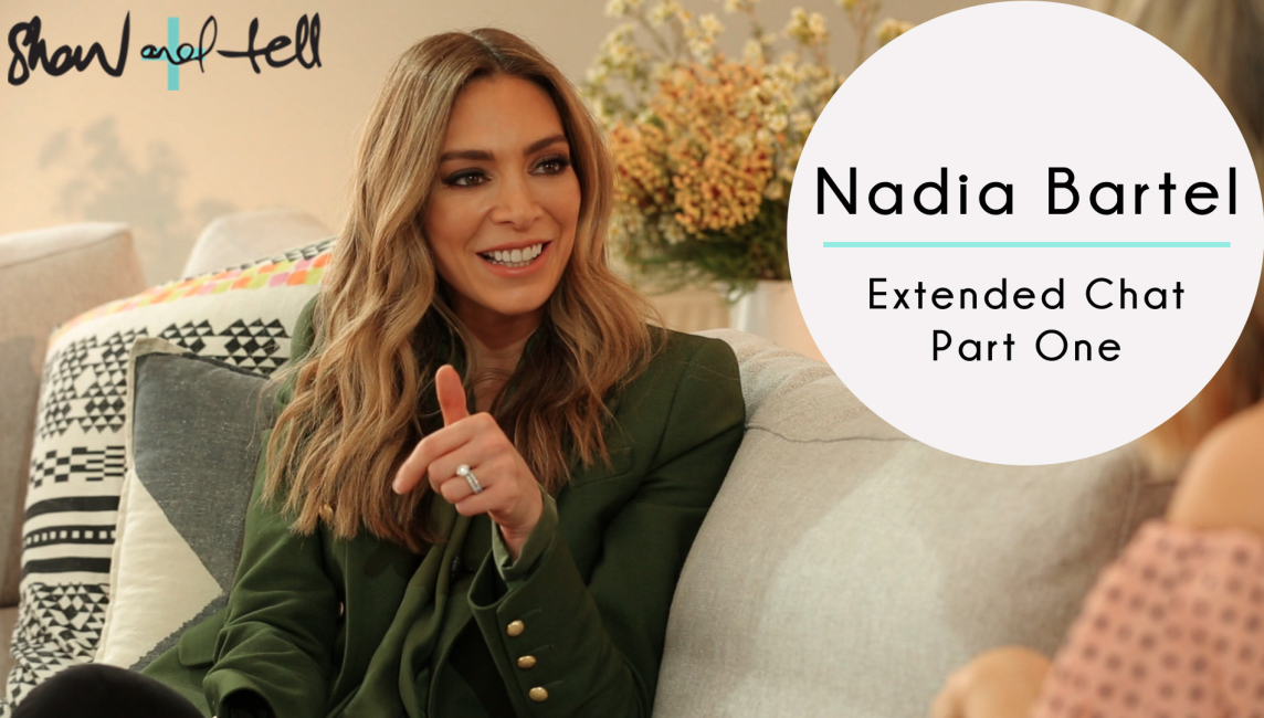 NADIA EXTENDED CHAT PT  ONE