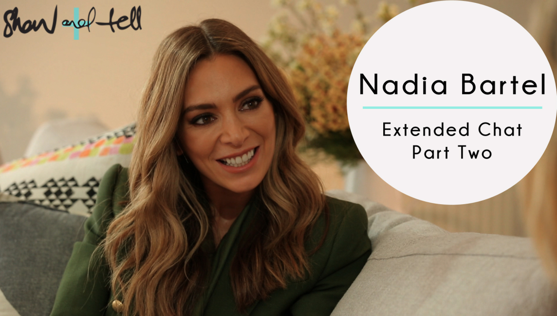 NADIA EXTENDED CHAT PT TWO