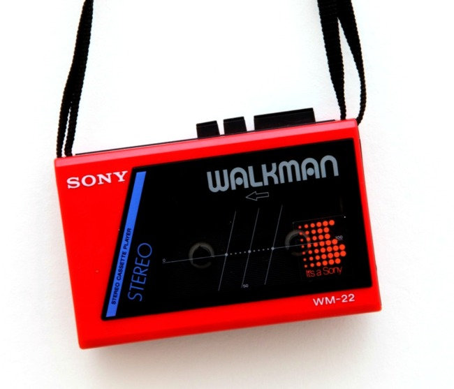 christmas walkman