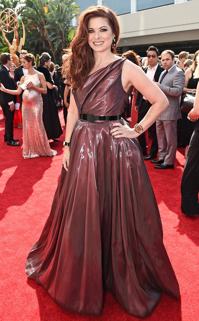 DEBRA MESSING FROM WILL AND GRACE