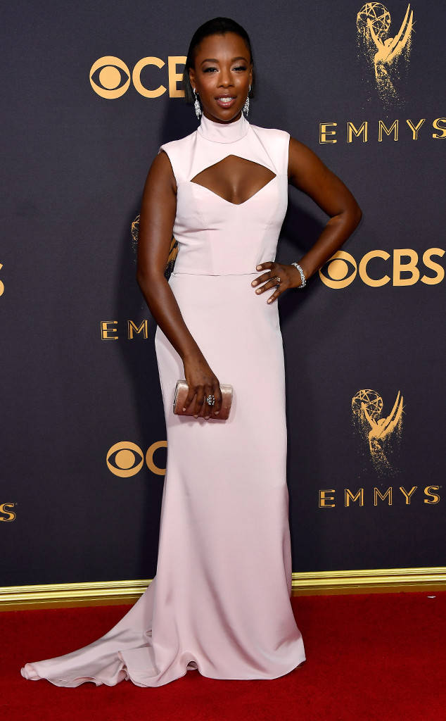 SAMIRA WILEY FROM OINTB LOOKS GORGE