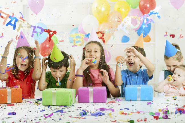 How Much Do You Spend On Kids Birthday Presents