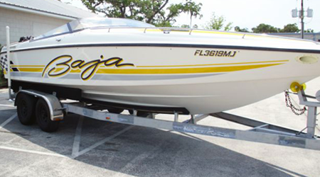 Hooked on Boat Graphics