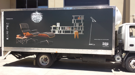 Vehicle Graphics for Living Edge