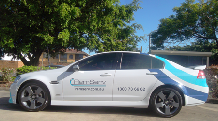 Vehicle Graphics for RemServ