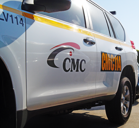 Exterior Vehicle Lettering