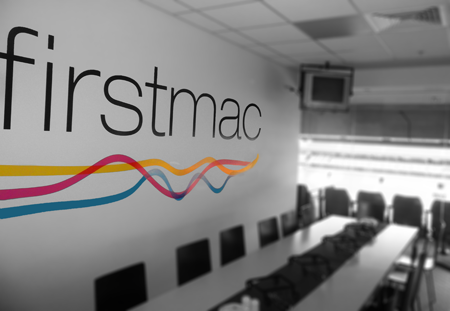 Firstmac Office Display